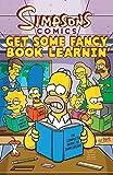 Simpsons Comics Get Some Fancy Book