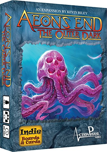 Indie Boards & Cards IBCAEDO1 Aeons End The Outer Dark Board Games
