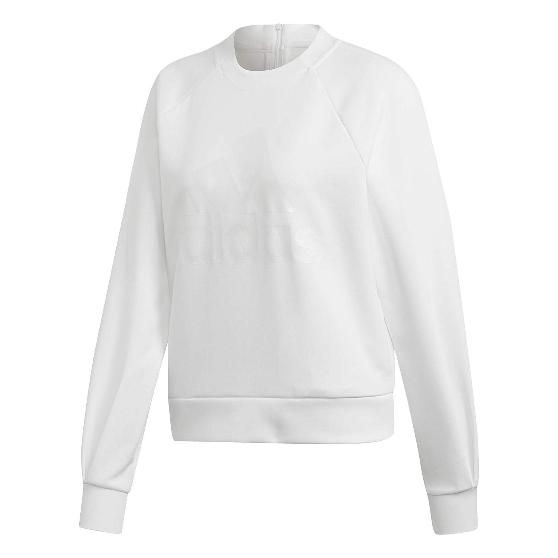 premium selection b0c6b 5b84c adidas Womens Id Glory Crew Sweatshirt Amazon.co.uk Sports