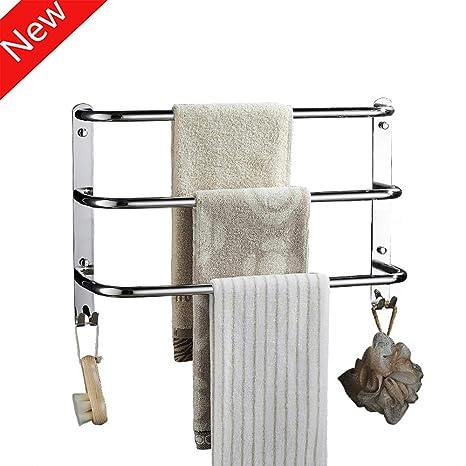 Twinkle Step Clasificación toallero Barras para baño, Acero ...