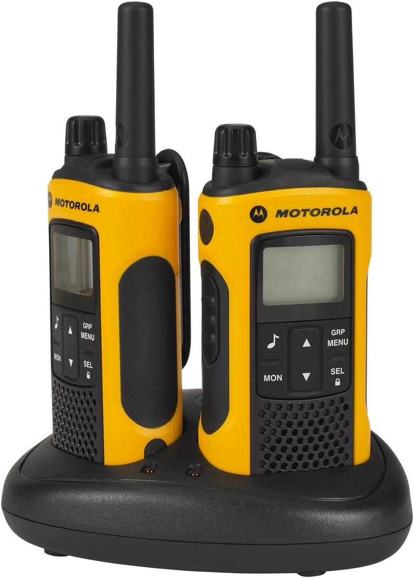 Motorola Tlkr T80 Extreme Pmr Funkgerät Nach Ipx4 Elektronik