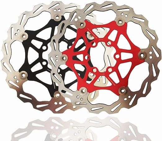 Freno de bicicleta de disco flotante Rotor de freno de disco ...