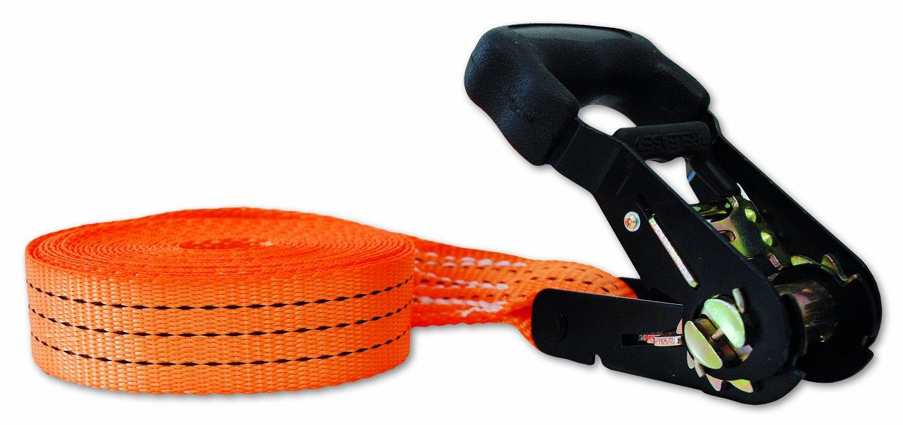Docks GMAR14 Collare in poliestere con tenditore a cricchetto - 400 kg - Larghezza 35 mm - Lunghezza 6 m
