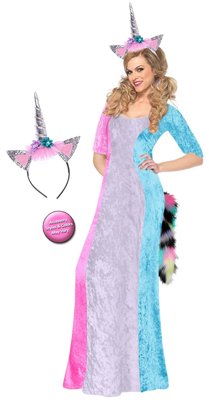 d76b2308da2 Top9  Lavender   Pastels Unicorn Plus Size Supersize Halloween Costume