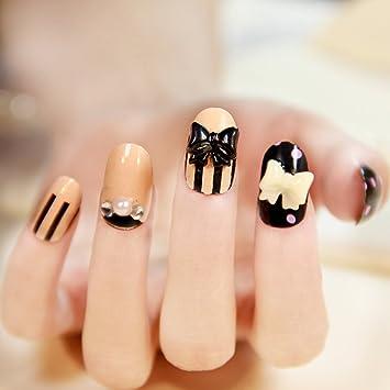 Amazon Fashion Japanese 3d Nail Art Cutie Creamy Pearl 24