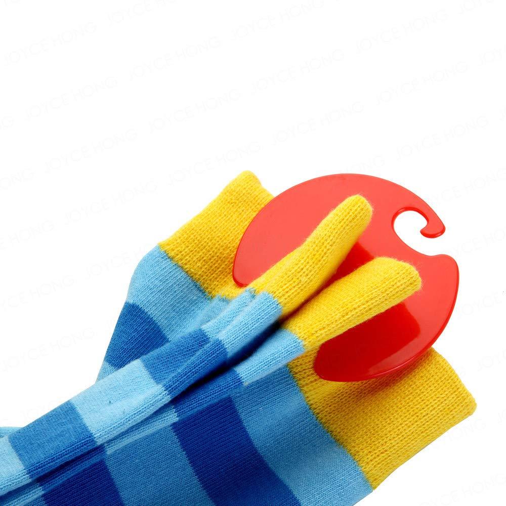 JOYCE HONG 30PCS Socks Holder Socks Clips Socks Clamp A