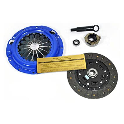 Amazon.com: EF STAGE 2 CLUTCH KIT 94-05 MAZDA MX-5 MIATA 1.8L 2004-05 MIATA MAZDASPEED TURBO: Automotive