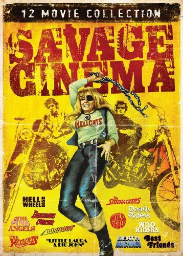 Savage Cinema (12 Movie Collection)