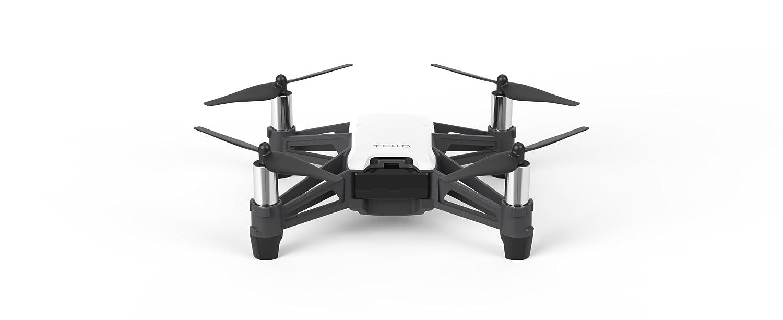 Ryze DJI Tello - Mini dron ideal para videos cortos con tomas EZ ...
