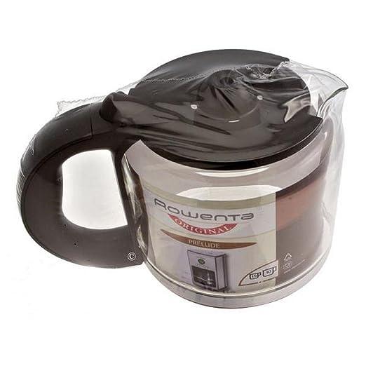 Jarra con tapa - Cafetera, Espresso - Rowenta: Amazon.es: Hogar