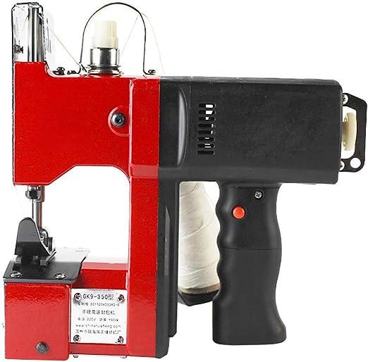 MXBAOHENG Portátil Máquina de Coser Closer Stitcher Eléctrico ...