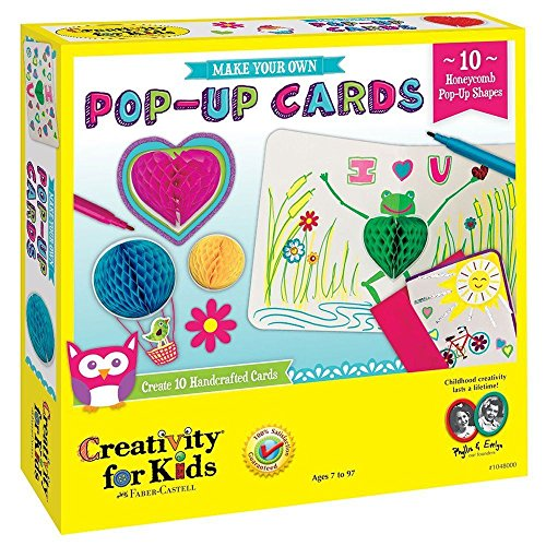 Creativity For Kids Make Your Own Pop-Up