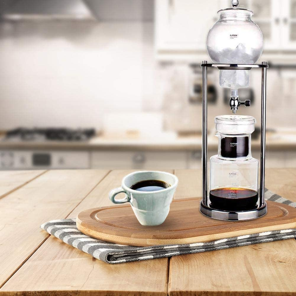 Funihut Cold Drip Coffee Maker - Máquina de Goteo de Agua (600 ml ...