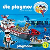 Alarm im Hafen (Die Playmos 11) | Simon X. Rost, Florian Fickel