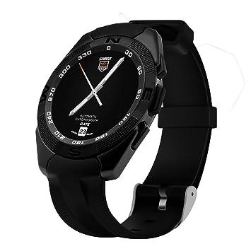 Señoras de impermeable inteligente Relojes, batería incorporada/MP3 función/Ritmo cardíaco Prueba Digital