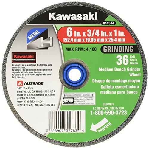 kawasaki bench grinder - 4