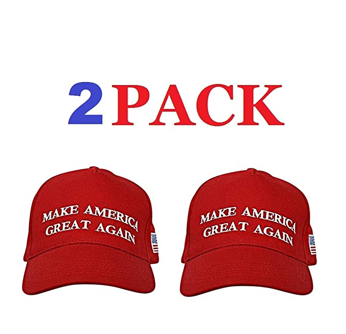 402add092e6 Make America Great Again Hat  2 Pack