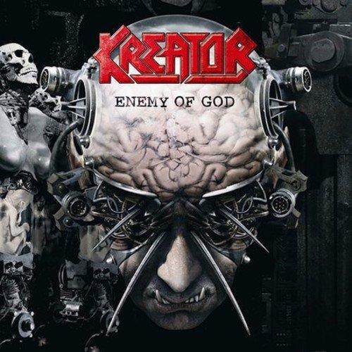 CD : Kreator - Enemy of God (CD)