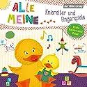 Alle meine Kniereiter und Fingerspiele Hörbuch von div. Gesprochen von: Jürgen Fritsche