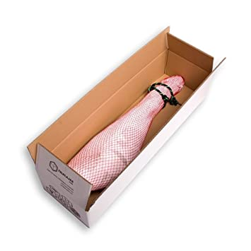 (10x) Cajas Jamoneras de Cartón para Jamones y Paletillas: (85x25x16.3