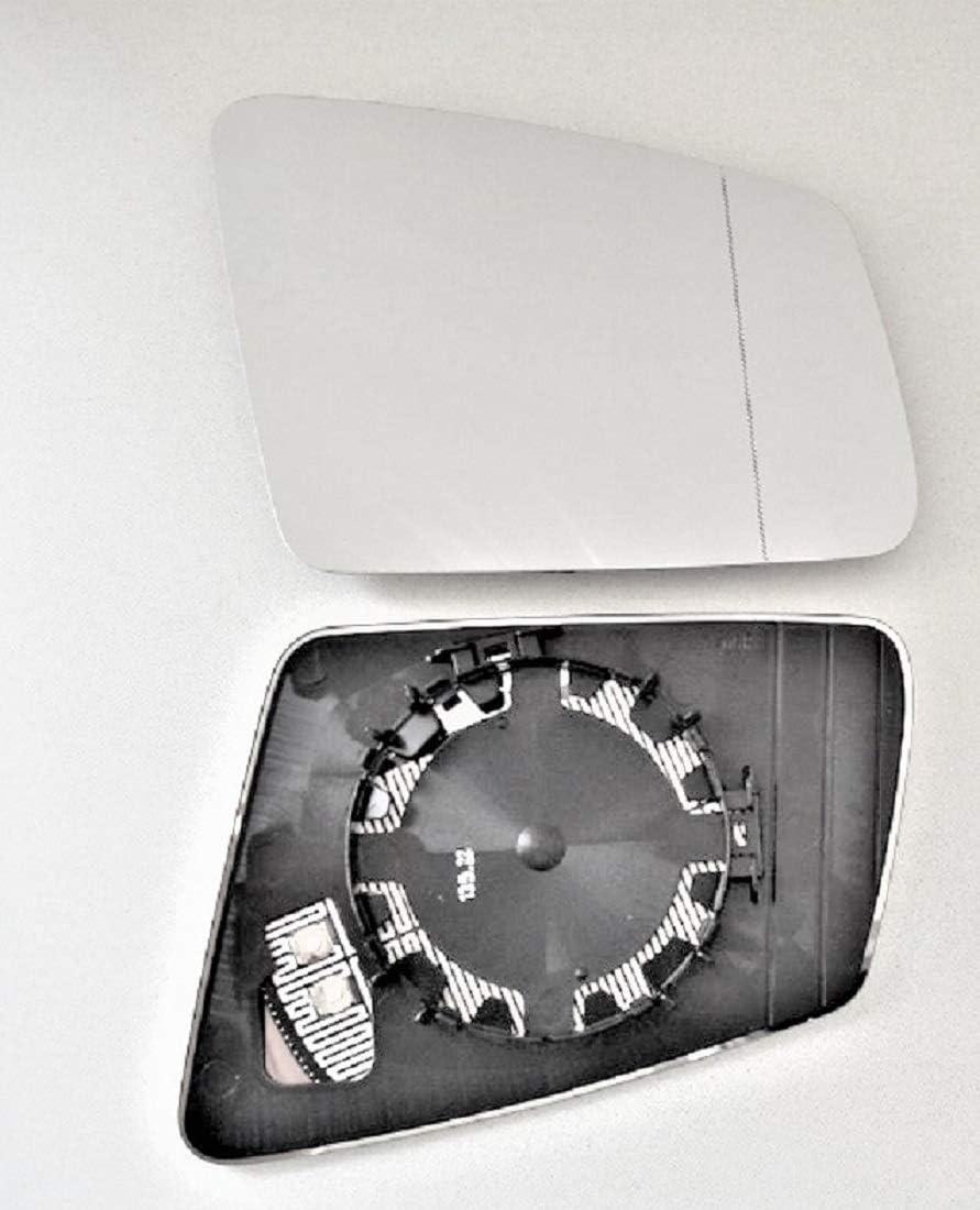 Achtung Nicht Automatisch Abblendbar Erst Ab Facelift 2009 Pro Carpentis Spiegel Spiegelglas Rechts Kompatibel Mit W212 S212 Und W204 S204 Ab Facelift 2009 Beheizbar Auto