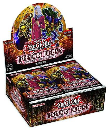Edge Booster Box (Yu-Gi-Oh! TCG: Legendary Duelists - Ancient Millennium Booster Display Box)
