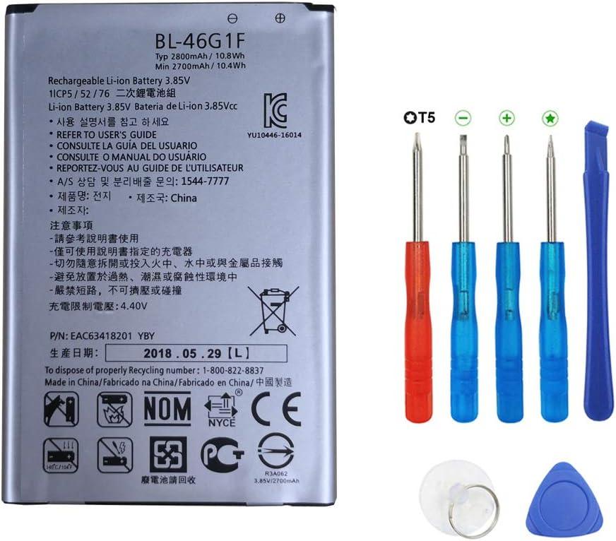 Bateria para  LG K10 202017 K20 Plus TP260 K425+ herramienta