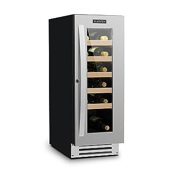 Klarstein Vinovilla Smart • Weinkühlschrank • Getränkekühlschrank ...
