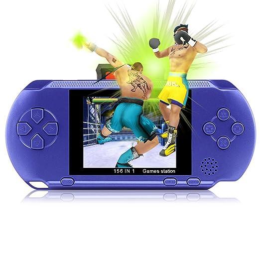 """17 opinioni per Console di Gioco XinXu 2.7"""" LCD Handheld Game Console Videogiochi Portatili"""