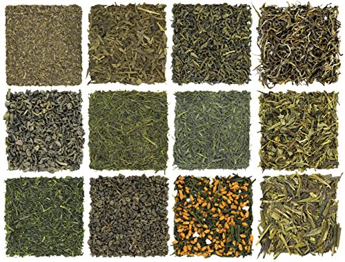 Super Green Tea Sampler Exotic product image