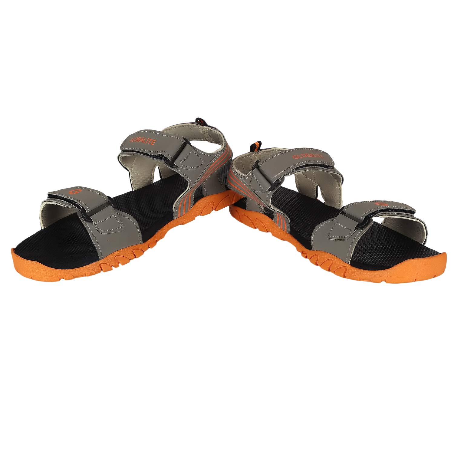 868ec975b Globalite Men s Casual Outdoor Sandals (6UK)  Buy Online at Low Prices in  India - Amazon.in