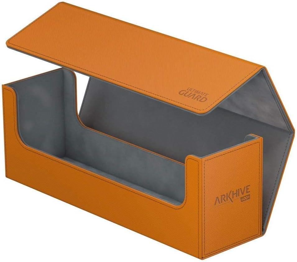 Ultimate Guard UGD010777 Arkhive 400+ Standard Size Xenoskin, Orange [並行輸入品]