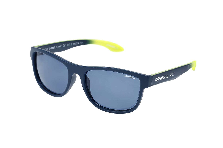Oneill ONS Coast Polarised Sunglasses - Matt Navy/Blue Smoke ...