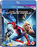 The Amazing Spider-Man 2 [Blu-ray] [2014] [Region Free]