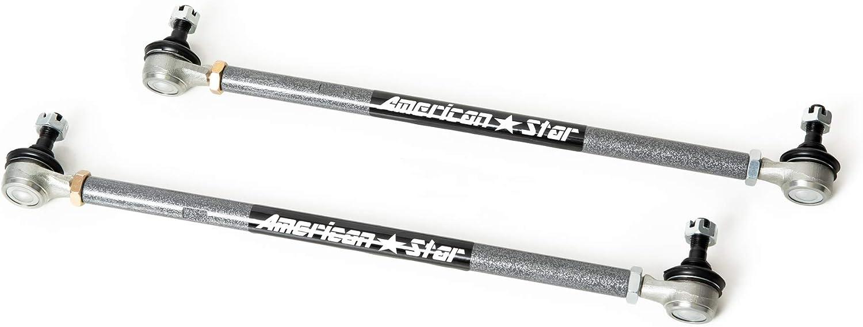 TRX 450R 04-09 Replacement Tie Rod Ends 4 American Star Honda TRX450R