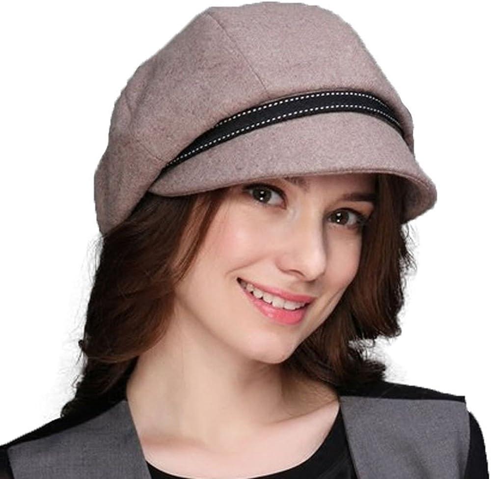 F FADVES Women Winter Wool...