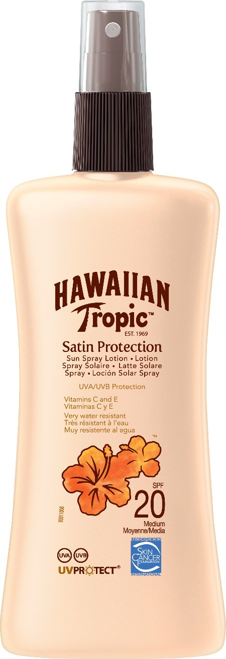 Amazon.com: Hawaiian Tropic Protective SPF20 Sun Lotion Spray: Computers & Accessories