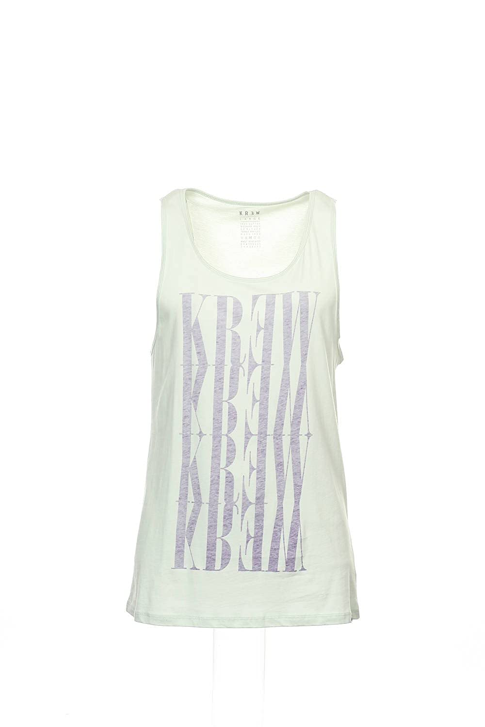 KR3W - Mens Reflect Tank Top
