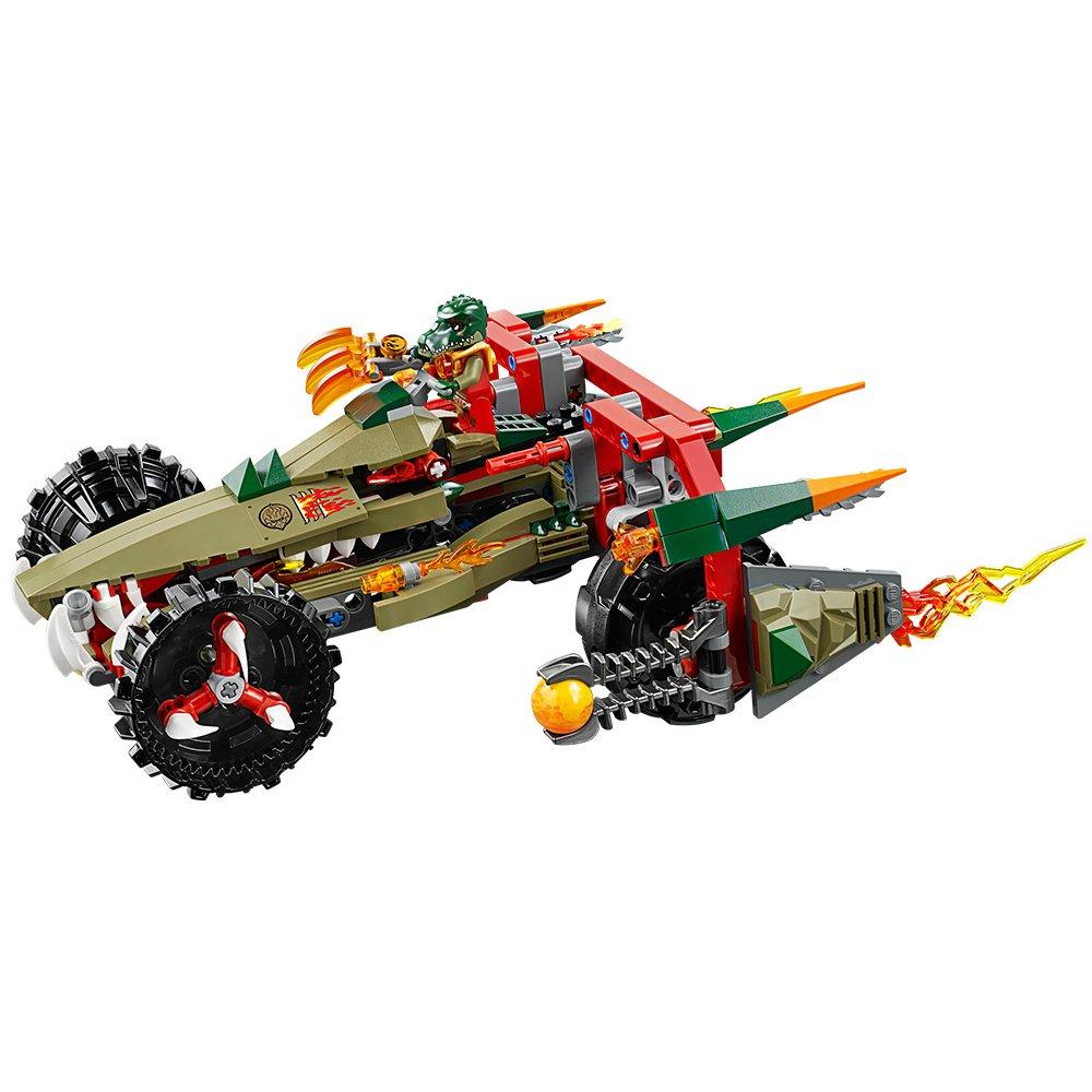Lego Legends Of Chima Craggers Fire Striker W3 Figures Stealthor