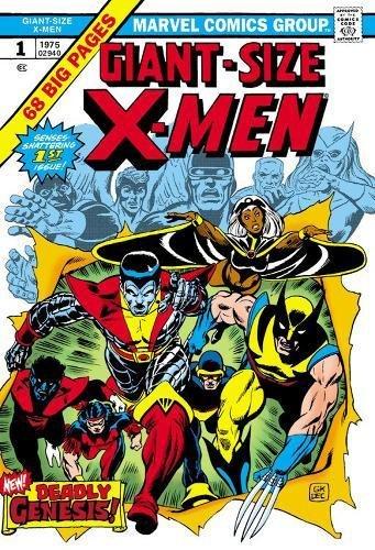 The Uncanny X-Men Omnibus Vol. 1 (Marvel Omnibus: Uncanny X-Men) by Marvel