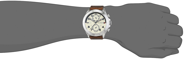 Reloj para hombre Tommy Hilfiger 1791344.: Tommy Hilfiger: Amazon.es: Relojes