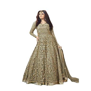 9449ac495b Wedding Bridal Ethnic Zoya Anarkali Salwar Kameez Dress suit Gown ...