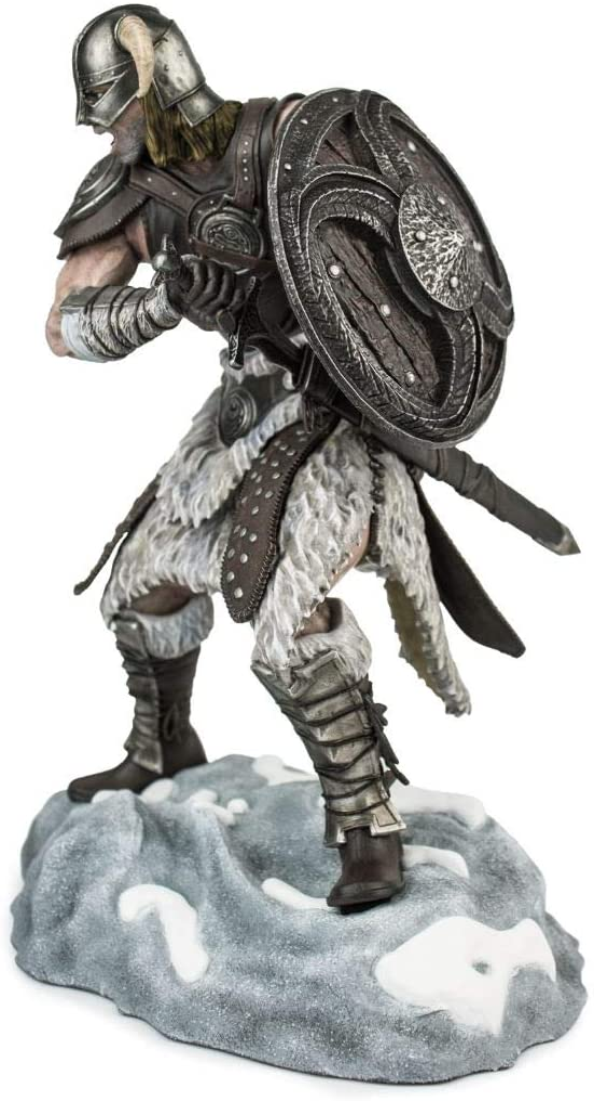 Koch Media Skyrim Figura Dragonborn
