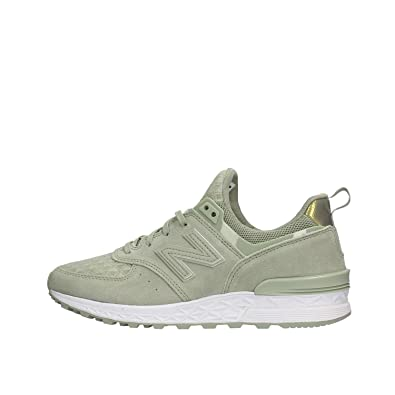 0702018d27153 New Balance Scarpe Donna 574 Lifestyle Mode DE Vie WS574SND  Amazon.co.uk   Shoes   Bags
