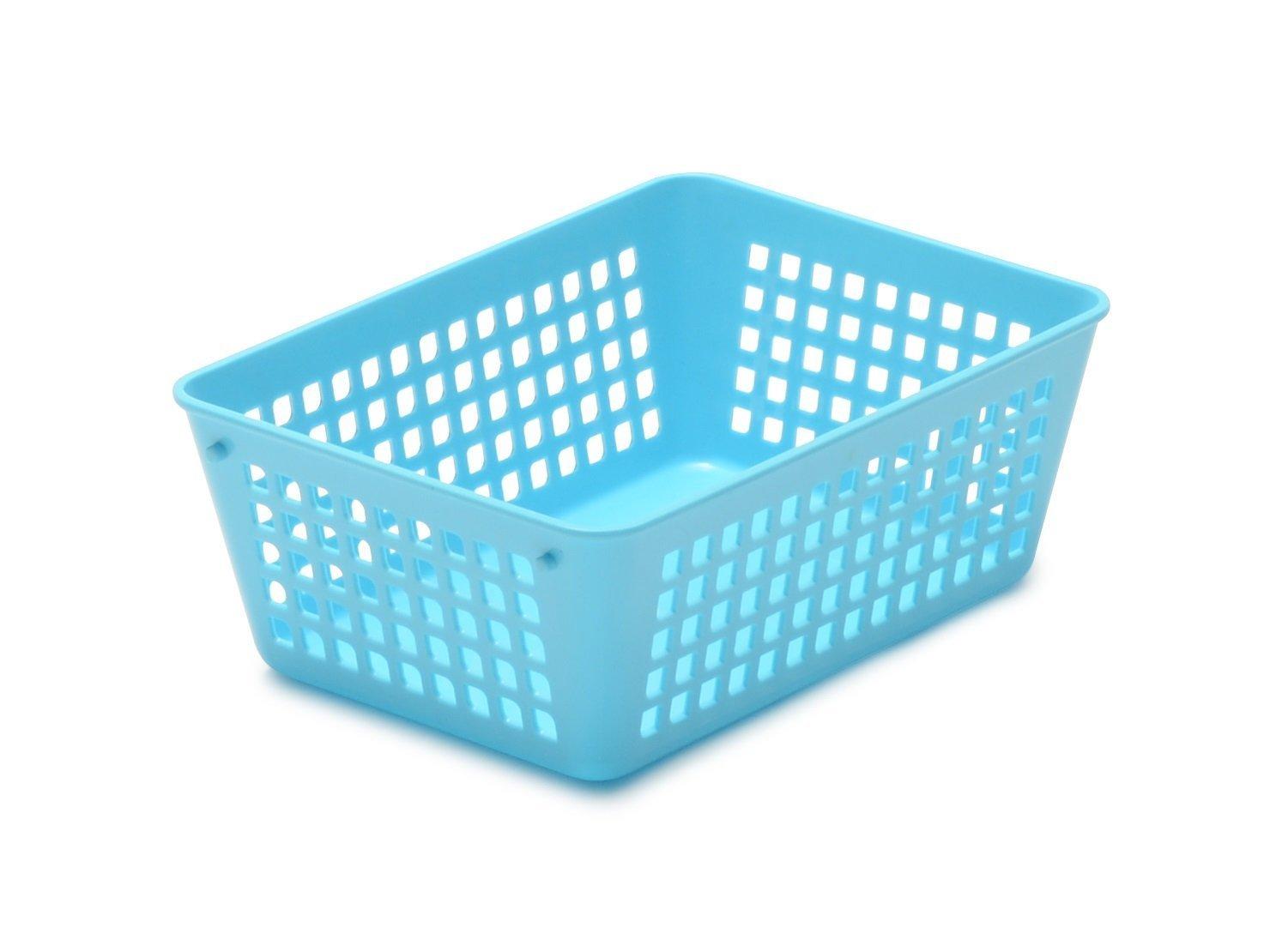 Amazon.com: Plastic Baskets Small: Home & Kitchen