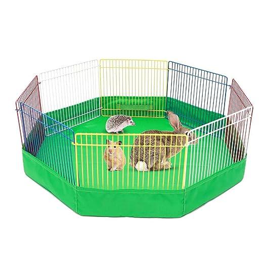 Augproveshak Cerca de Animales pequeños, 8-Panel Parque Infantil ...