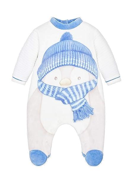 Mayoral 18-02742-070 - Pijama para bebé niño 0-1 Mes