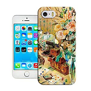 Beautiful Ancient woman sitting on cabinet best durable iphone 6 4.7(inch) case sale by Haoyucase Store