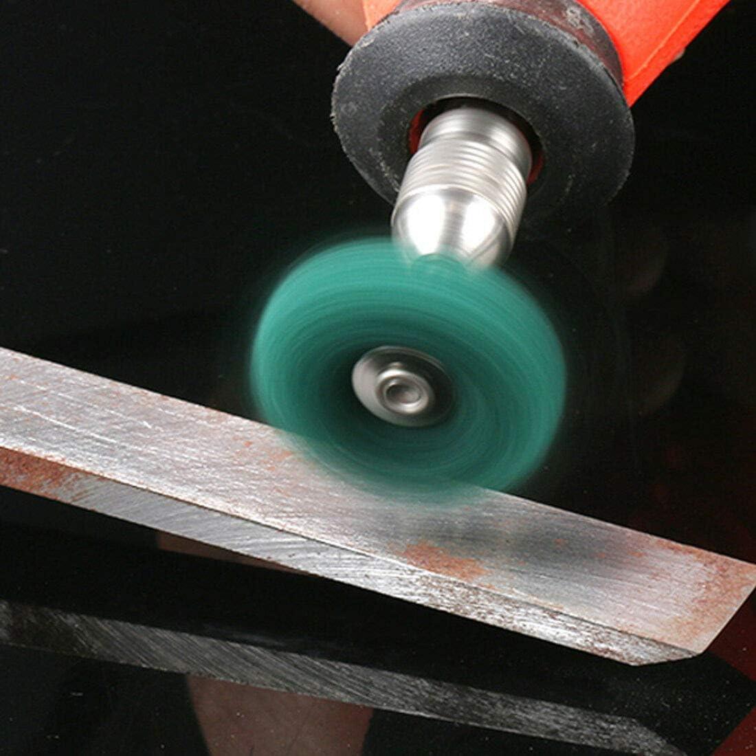 Polierscheiben Schleifzubeh/ör 40-teiliges Set f/ür Dremel Drehwerkzeug Polierscheiben
