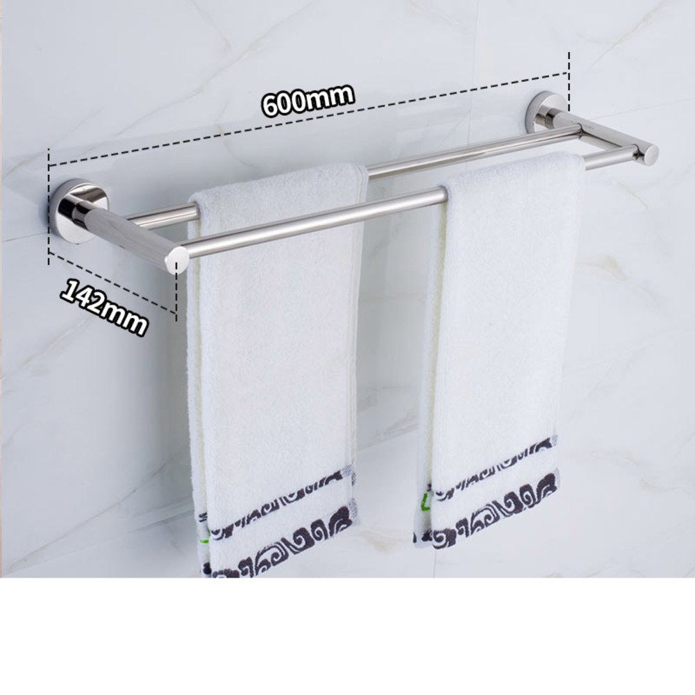 60%OFF Stainless steel Towel rack/Bathroom Accessories/Towel shelf / Towel rack-A